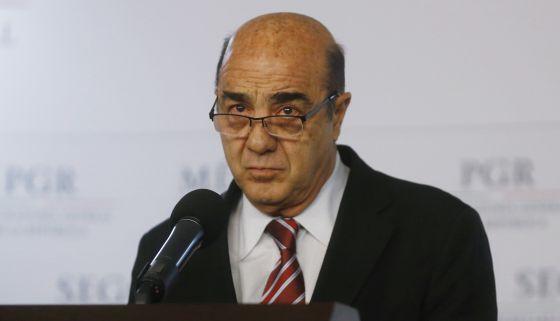El procurador general de México, Jesús Murillo Karam.