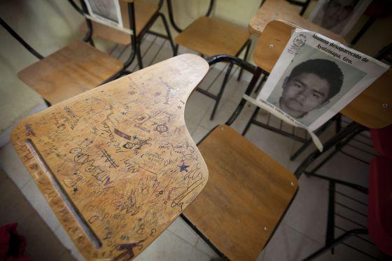 A reconstituição do sequestro e morte dos estudantes de magistério de Iguala