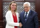 Mogherini defiende un Estado palestino con capital en Jerusalén