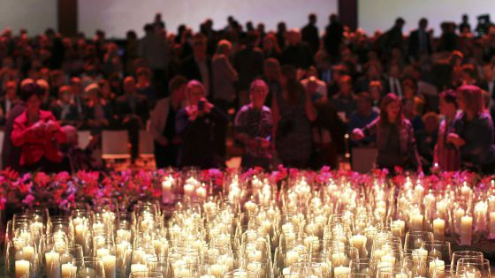 Holanda rinde homenaje a las 298 víctimas del vuelo MH17