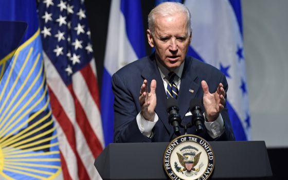 El vicepresidente Joe Biden en el Banco Interamericano de Desarrollo (BID)