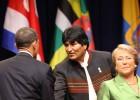 Evo Morales procura limpar imagem da Bolívia no exterior
