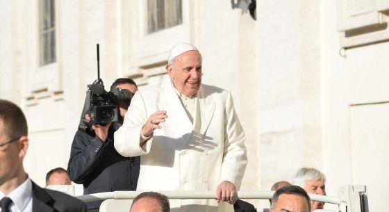 El Papa Francisco en El Vaticano este miércoles.