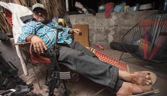 La Justicia deja en libertad al fundador de las autodefensas mexicanas