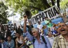 Nicaragua inaugura entre protestas las obras del canal
