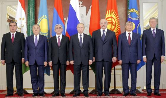 Rusia, Bielorrusia y Kazajstán; entra en vigor el Espacio económico común. 1419366677_433358_1419367507_noticia_normal
