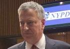 La crisis con la policía amenaza el futuro del alcalde de Nueva York
