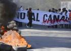 Hasta 50 heridos en Managua en las protestas contra el canal oceánico