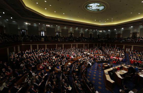 Novo Congresso se choca com Obama