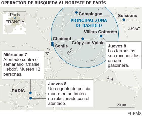 Francia vive la jornada de duelo bajo el miedo a nuevos atentados