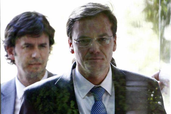 El exsubsecretario chileno de Minería, Pablo Wagner.