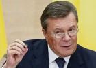 Interpol ordena la búsqueda del expresidente ucranio Yanukóvich