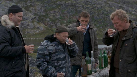 Escena de la película Leviatán, candidata al Oscar.
