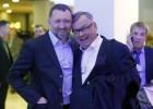 Rusia busca aliviar el cerco en Davos