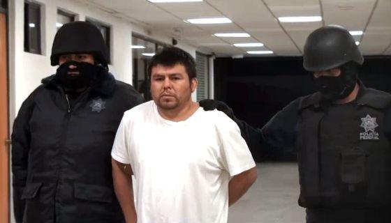 Un detenido reconoce haber ordenado matar y quemar a los 43 estudiantes