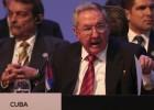 """Castro pide que EE UU compense los """"daños humanos"""" del embargo"""