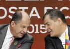 El frenón económico aleja a la CELAC de los países del ALBA