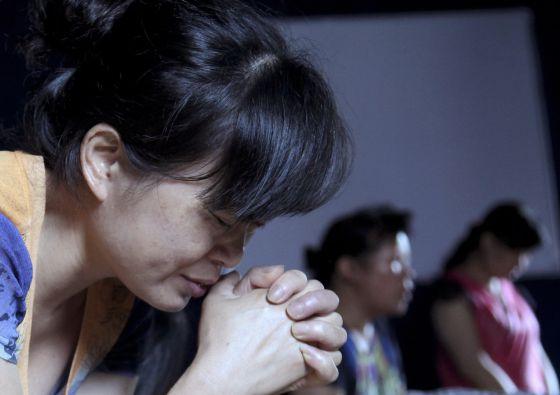 Os fiéis que preocupam Pequim