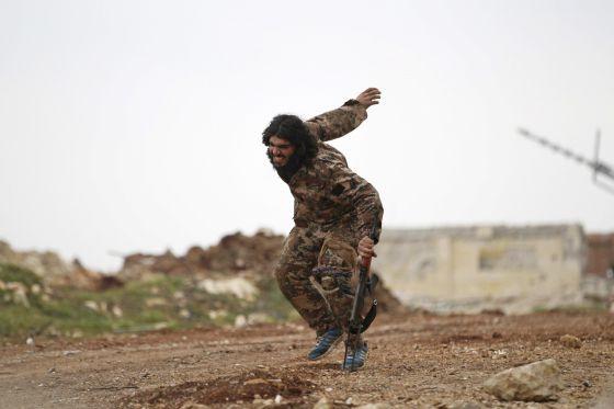 Guerra síria também se alimenta de anfetaminas