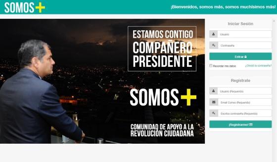 Presidente do Equador prova do seu próprio 'remédio' nas redes sociais