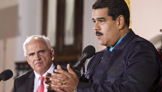 Maduro pede mediação da Unasul em suas relações com os Estados Unidos
