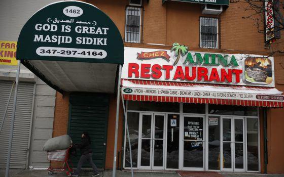 Chez Amina, comida africana à saúde de Strauss-Kahn