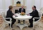 Europa busca a la desesperada frenar la ofensiva rusa en Ucrania