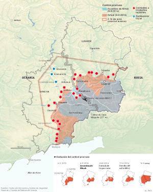 Europa y EE UU muestran su gran división sobre el conflicto de Ucrania
