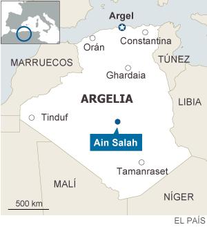 Argelia: El lento declive del gas. Luchas  y contradicciones de clases. 1423587104_368304_1423670550_sumario_normal