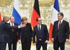 Europa arranca un frágil alto el fuego en Ucrania