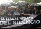 La fiscalía argentina citará a una modelo novia de Nisman