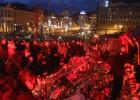 Poroshenko acusa a Rusia de las muertes en el Maidán hace un año