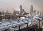 Una utopía para ciclistas en Londres