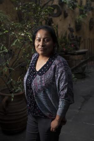 Mujer líderes indígenas