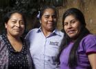 Mujeres, líderes e indígenas