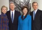 Clinton y Bush, el regreso de las dinastías