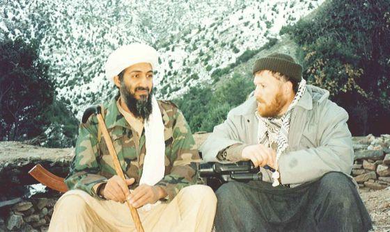 El último abrazo a Osama Bin Laden en Tora Bora