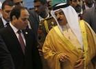 Las monarquías del Golfo apuntalan al régimen de Al Sisi