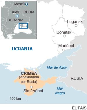 El difícil tránsito de Crimea a Rusia