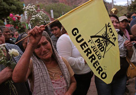 El narcoterror hace campaña electoral en México