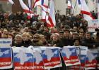 La misión del Kremlin para elegir a su hombre en Crimea