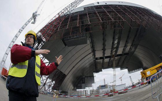 Chernóbil: enterrar la catástrofe
