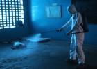 El ébola se enroca
