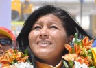 Descendente de aimarás pretende arrebatar bastião de Evo Morales
