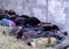 Detenido uno de los responsables de la matanza de 72 inmigrantes