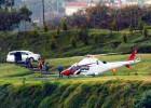 Un funcionario pide perdón por usar un helicóptero para su familia