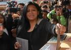 A pedagoga que desafia Evo Morales
