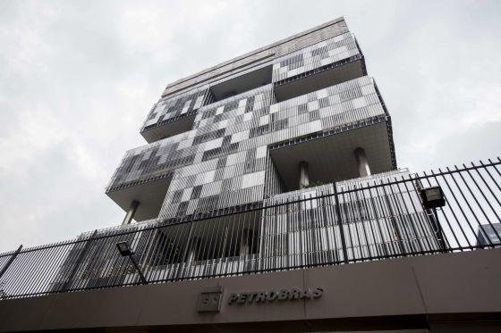 Sede estatal de Petrobras en Río de Janeiro. EFEArchivo
