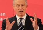 Blair entra en campaña advirtiendo del riesgo de la consulta sobre la UE
