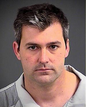 El agente de policía Michael T. Slager